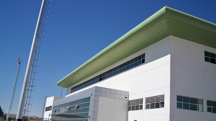 Şanlıurfa GAP Arena Indoors Sports Complex